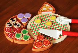 jeux de fille cuisine pizza enfants en bois pizza alimentaire cuisine jouets jeu assembler
