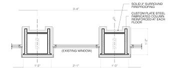 physics911 by scientific panel investigating nine eleven 9 11 2001 plan diagram of wtc columns