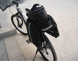 bicycle raincoat amazon com campstoor mountain bike bag 600d multi functional