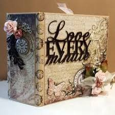 beautiful photo albums heartfelt creations once upon a time mini album scrapbook