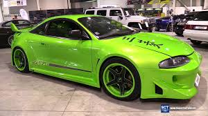car mitsubishi eclipse mitsubishi eclipse exterior and interior walkaround tuning