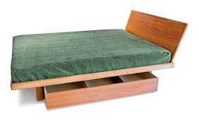 Building A Platform Bed With Headboard by Wonderful Platform Beds With Storage Throughout Inspiration