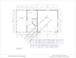 Apartment Garage Plans Sample Plans The Plan Shoppe Wall Section And Construction Details