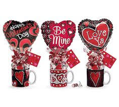 gift mugs with candy look at this zulilyfind white hershey s pip mug set of four