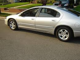 2000 dodge intrepid information and photos zombiedrive