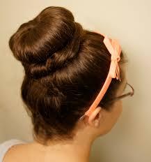 sock bun hair sock bun tutorial we re calling shenanigans