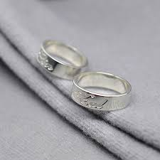 Rings With Names Engraved Online Shop Personalized Engraved Name Ring Initial Custom 925