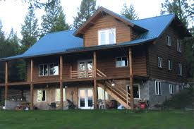 clearwater log structures log home offerings and prices