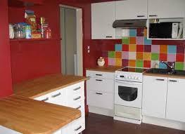 d馗oration peinture cuisine décoration peinture cuisine couleur images pour et gris pcc