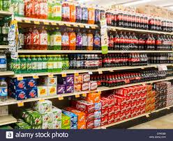 food grocery store in south carolina usa stock photo