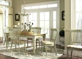 atlanta french country dining room traditional with upholstered