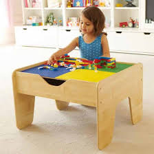 stunning kid play table with storage on small suite decoration