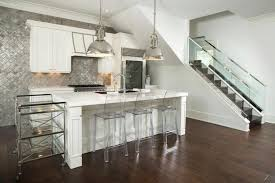 modern kitchen cabinets metal 28 modern white kitchen design ideas photos designing idea