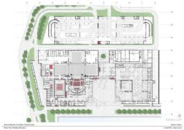 Workshop Plans Stavros Niarchos Foundation Cultural Centre Renzo Piano Building