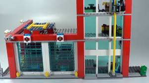 Lego Headquarters Lego 60004 City U2013 Fire Headquarters I Brick City