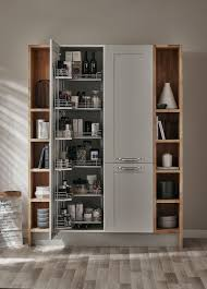 howdens corner larder tower unit google search kitchens