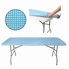 elasticized picnic table covers picnic table covers with elastic unique amazon tablecloth for 6ft