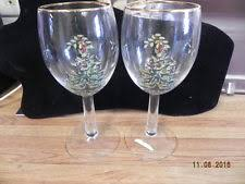 749151607439 spode tree glass wine goblet with