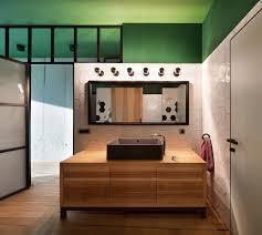green apartment on behance