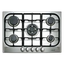 plaque cuisine gaz plaque de cuisson a gaz plaque de cuisson gaz 5 foyers inox cata