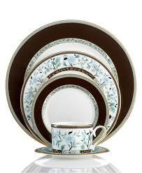 marchesa by lenox dinnerware palatial garden collection