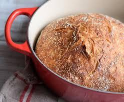 recette de cuisine sans four sans pétrissage en cocotte au four recette infaillible
