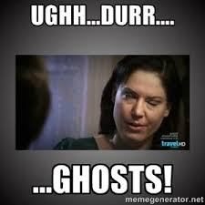 Allan Meme - ughh durr ghosts amy allan laughter is the best