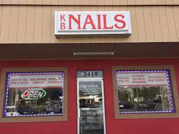 kb nails home facebook