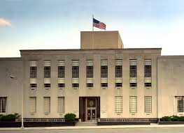 Us Court Of Appeals Map District Court Of Maryland