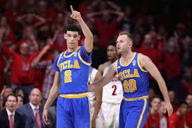 Interpretive Dance  UCLA within striking distance of a No    seed Yahoo Sports