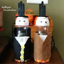 thanksgiving pilgrim creamer bottle craft intelligent