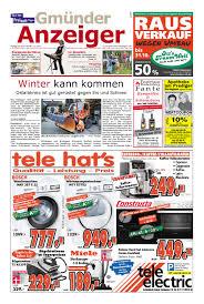Landhaus K Henm El G Stig Der Gmünder Anzeiger Kw 44 By Sdz Medien Issuu