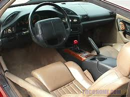 1981 Camaro Interior 4th Gen Interior Swap Into 2nd Gen Third Generation F Body