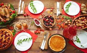 thanksgiving catering menu orange concierge services