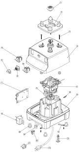 parts town u2013 vita mix barboss commercial blender parts manual