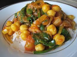 cuisiner des pois chiches recette indienne vegetarienne pois chiche