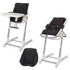 chaise b b confort cadeau déjà reçu combiné transat chaise haute concept keyo complet