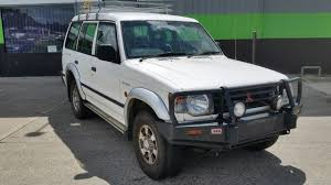 Pajero Wagon 1999 Mitsubishi Pajero Wagon 3 5l V6 Petrol 5 Speed Wollongong