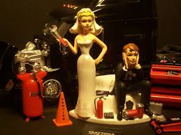 mechanic wedding cake topper wedding cake toppers truck auto mechanic wedding cake topper mac