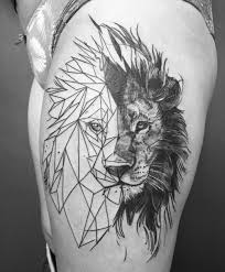 best 25 lion tattoo ideas on pinterest lion thigh tattoo lion