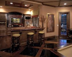 Basement Bar Room Ideas Basement Bar Game Room Engaging Stair Railings Picture New In
