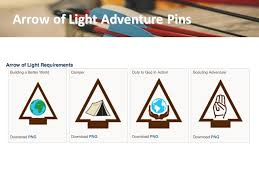 arrow of light scouting adventure cub scouting program changes ppt download