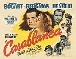 kazablanka filmini izle amazon com casablanca poster movie 1942 style j 27 x 40 inches