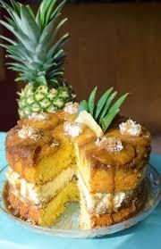 copinespirum u2013 a mashup of coconut cheesecake pineapple upside