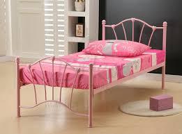 bedroom furniture sets pink metal bedsteads iron bed pink loft