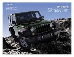 tread lightly jeep wrangler discount 2010 jeep wrangler cole jeep san luis obispo ca