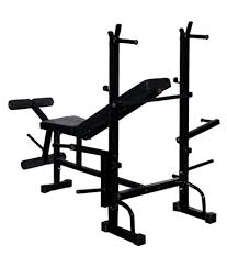 kakss black exercise bench buy online at best price on snapdeal
