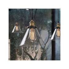 clear glass light fixtures in stock ceiling lights retro simple clear glass pendant dining