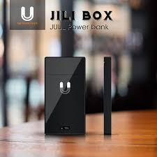 uptown tech jili box personal charging case power bank pcc for juul