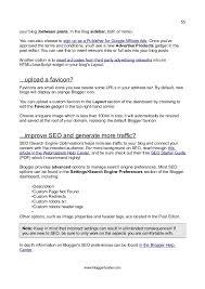 blogger guide pdf blogger for beginners pdf version
